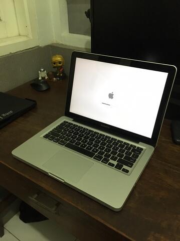 2nd Nego Macbook pro 13 inch i5 md101 mid 2012, 10GB HDD 500GB
