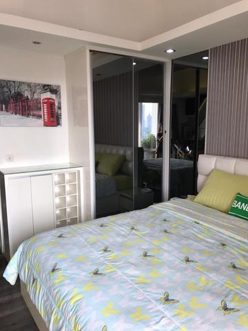 For Sale Apartemen Ambassade Residences Jakarta Selatan – Studio 33 m2 Full Furnished