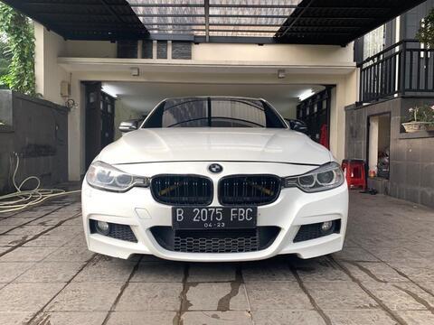 [DIJUAL] BMW 335i F30 M Sport 2012