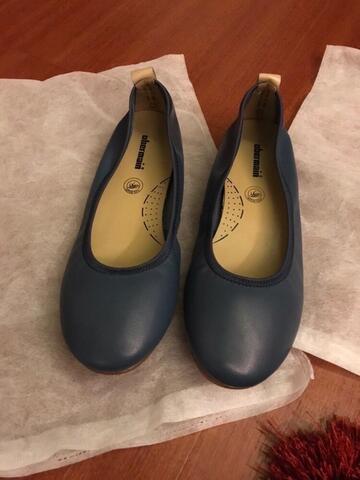 Ballerina / flat shoes wanita Obermain 2nd 100% original