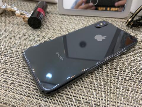 iPhone X 256gb spacegray mulus fu