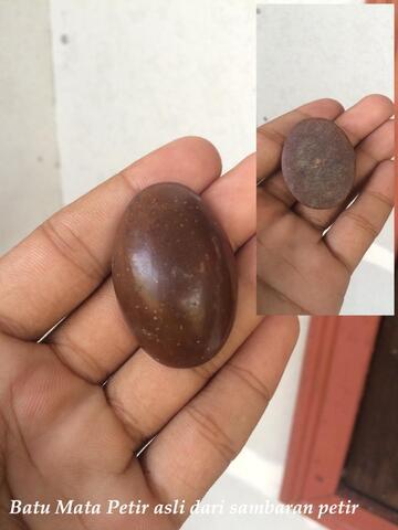 Batu Petir Asli 01