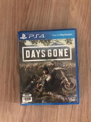 Kaset Game PS4 Days Gone Like New