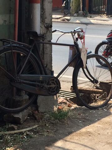 jual sepeda onthel original england