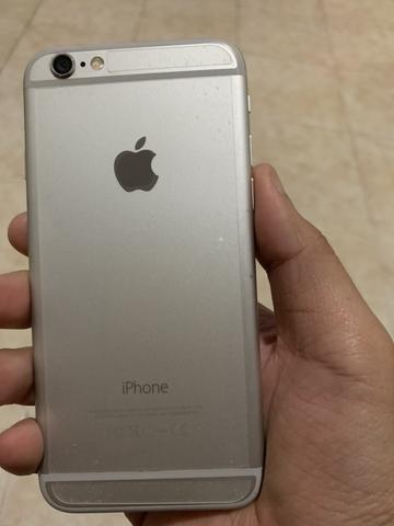 [Second] Apple iPhone 6 16GB Silver