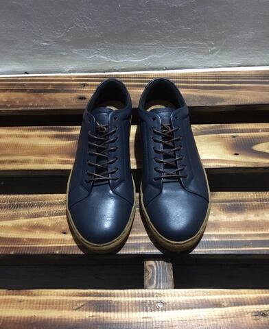 Sepatu Kulit Casual PorteeGoods