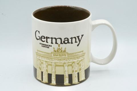Starbucks German Germany Mug Mugs Iconic City 16 oz 473 ml