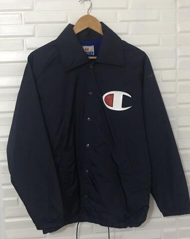 champion coach jacket ( not bape thrasher stussy)