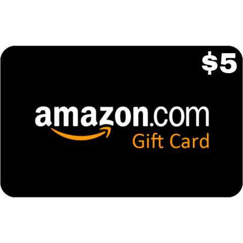 Amazon.com Gift Card US $5 $10 $15 $20 $25 $50 $100