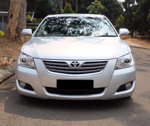 Toyota Camry 2.4V 2008 mint condition