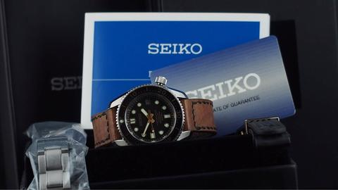 SEIKO MARINEMASTER SBDX012 AUTOMATIC DIVER 300M LIMITED EDITION 1000pcs