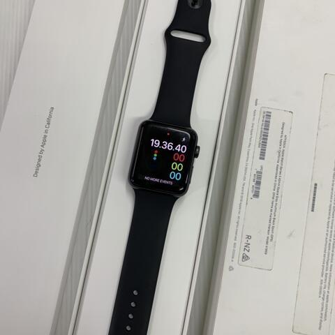 Apple Watch Series 3 42mm Sport Band Super Mulus Sempurna