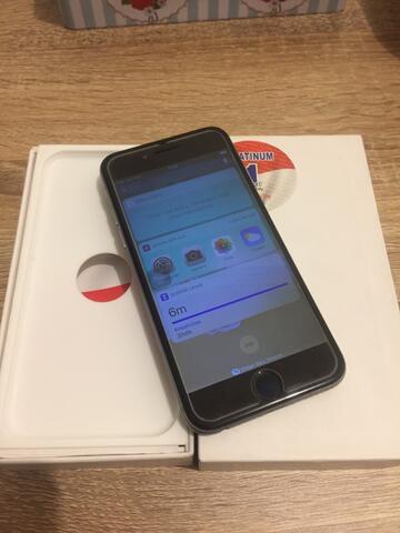 Wts iPhone6 16Gb spacegrey mulus terawat bandung kota