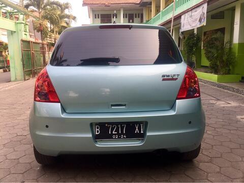 Suzuki Swift ST/MT 2008