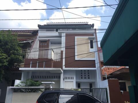 Dijual Rumah Daerah Otista
