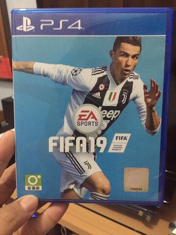 Jual BD FIFA 19 region 3