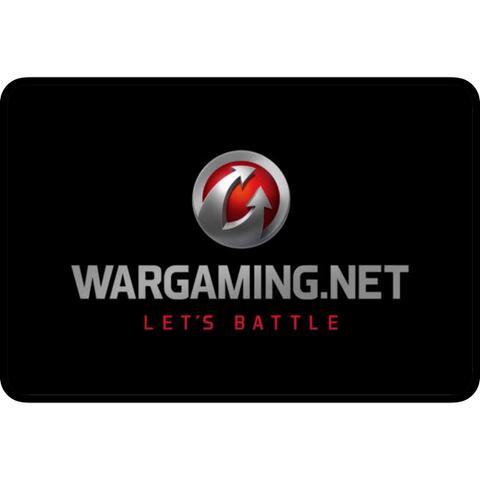 Wargaming $20 $25 [Digital Code] - ibanezblack.store