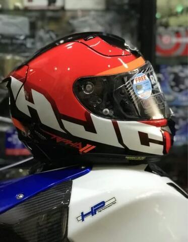 HJC RPHA1 Helm