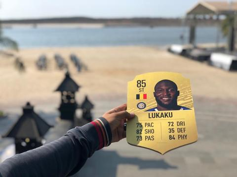 Fifa Ultimate Card