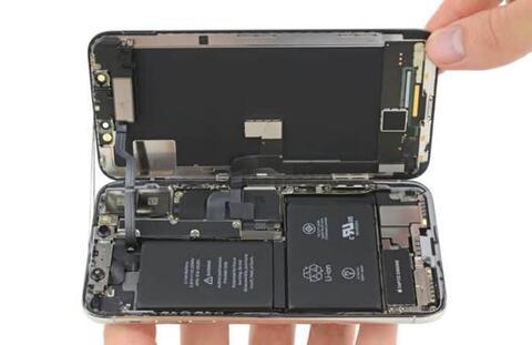 Service Repair ganti layar lcd touchscreen Apple Iphone 11 XS X XR XS Pro Max 8 7
