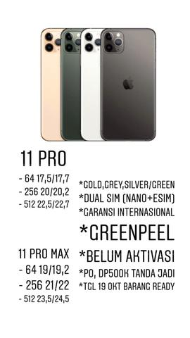 PO Segala jenis iPhone, Samsung, Huawei barang Singapore