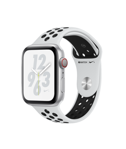 Apple Watch Series 4 Nike+ Silver Platinum 44mm