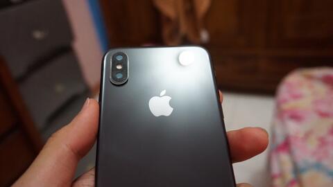 iPhone X 64Gb Grey mulus