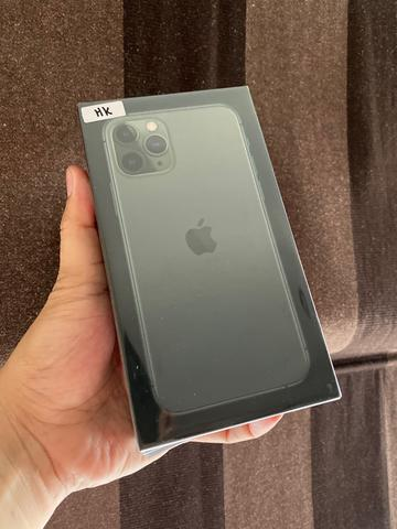 iPhone 11 Pro 256GB Midnight Green Hong Kong Dual Nano Ready!