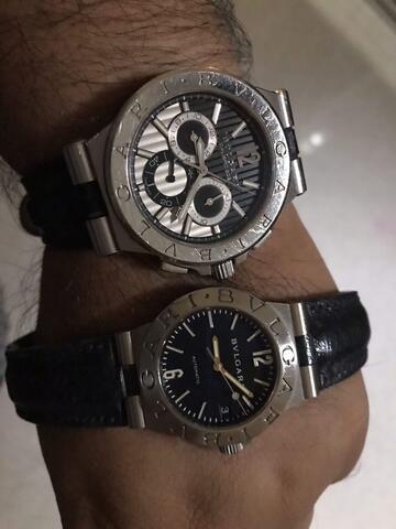 jam tangan bvlgari original