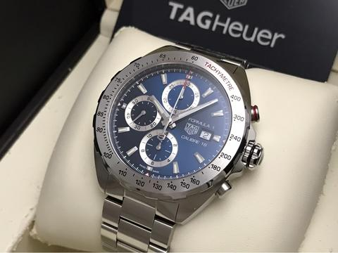 ORIGINAL TAG HEUER F1 AUTOMATIC CHRONOGRAPH CAL 16 44 MM