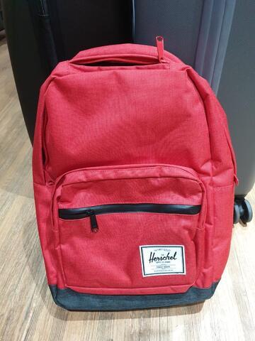 Tas Herschel 22L Ada Tempat Laptop Baru Original Vans Nike Adidas Bape ( denpasar )