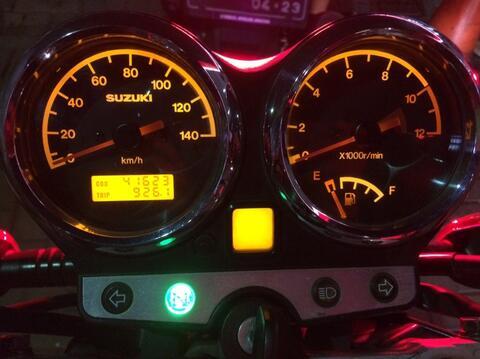 Suzuki New Thunder 2013