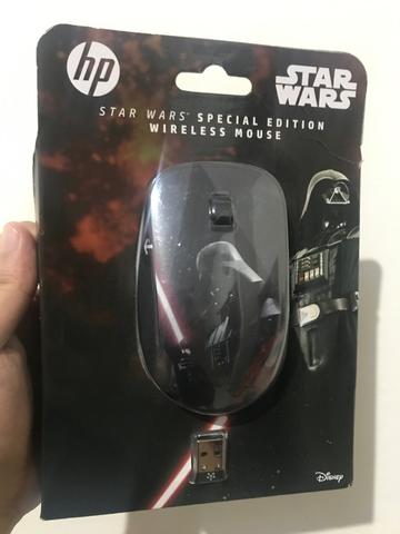 Mouse Wireless HP Star Wars Special Edition Darth Vader Series