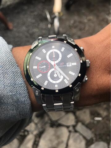 Jam Tangan Chronomaster Quartz