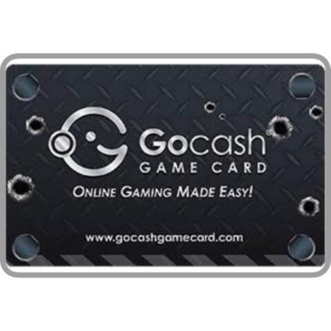GoCash Game Card $5 $10 $15 $20 $50 $100 - ibanezblack.store