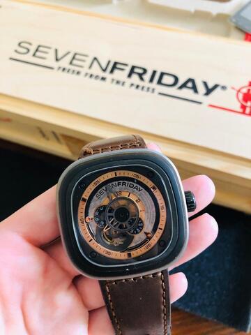 Jam Tangan Seven Friday P2/01