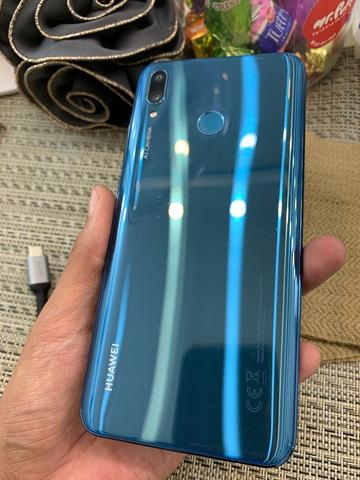 Huawei Y9 2019 4/64 kirin 710 GPU turbo quad camera