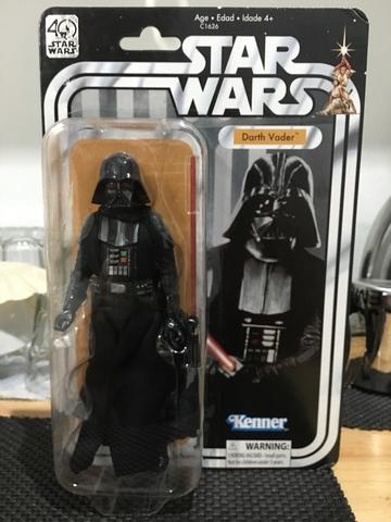 Star Wars Darth Vader 40th Aniv