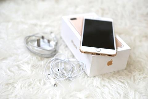 Iphone 7+ Gold 128GB
