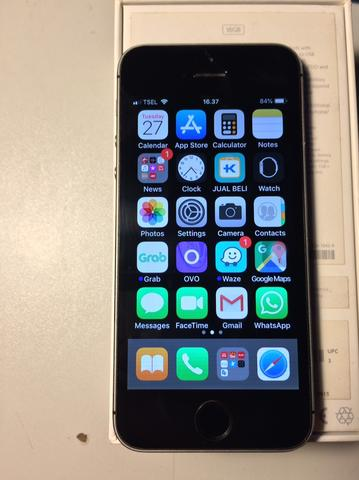 SALE 2nd IPHONE 5s 16GB IBOX RELEASE