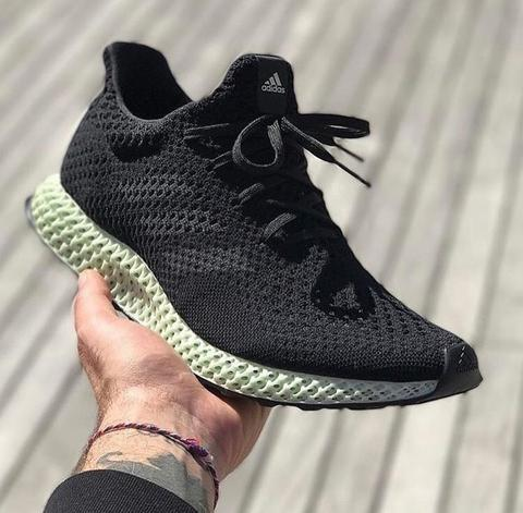 """Adidas Future Craft 4D In """" Ash Green """""""