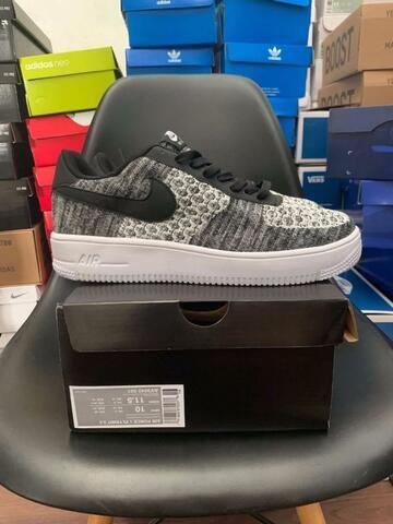 "Nike Air Force 1 Flyknit "" Oreo """