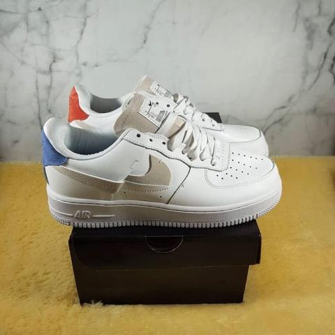 "Nike Air Force 1 "" Vandalized """