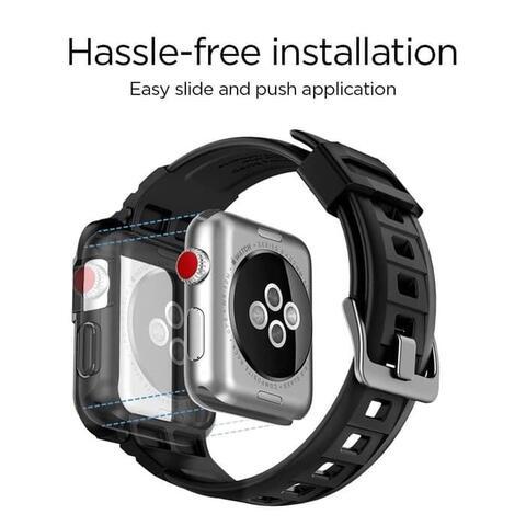 Spigen Rugged Armor Pro Apple Watch Series 0 , Series 1 , Series 2 , Series 3 , 42 mm