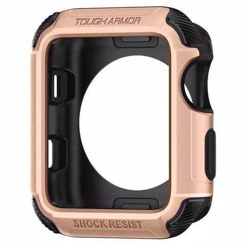 Spigen Tough Armor Gold Apple Watch Series 0 , Series 1 , Series 2 , Series 3 , 42 mm