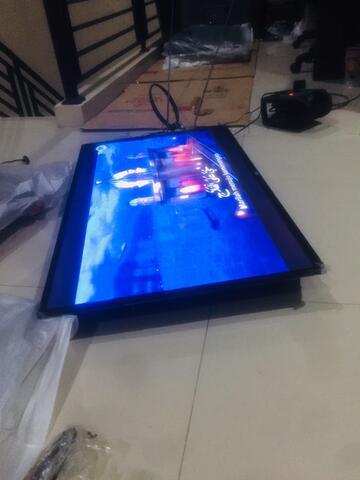 """TV LED merk LG 43"""" DVBT-2 Termurah"""