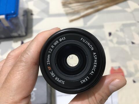 Fujinon XF23mm F2