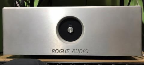ORIGINAL ROGUE AUDIO MAGNUM 90 STEREO TUBE POWER AMPLIFIER MADE IN USA