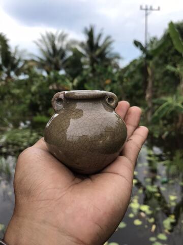 Cupu Kuno Dinasti Ming 036