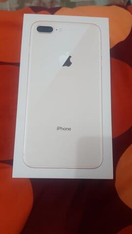 Iphone 8+ ROSEGOLD 64GB